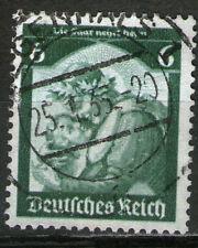 Imperio alemán MINR. 566 con sello ex 565 - 568 plenamente centrado sello