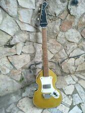 Chitarre e bassi vintage