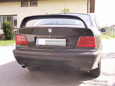 BMW E36 3 series 91-99 Saloon Rear Boot Trunk Spoiler Lip Wing Sport Tuning new