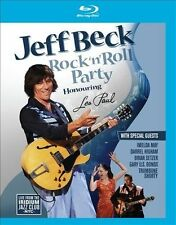 Jeff Beck's Rock 'N' Roll Party: Honoring Les Paul [Blu-Ray] NEW SEALED