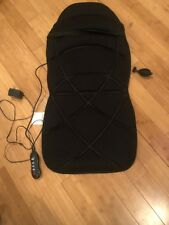 Massage Full Size Seat Topper And Heat