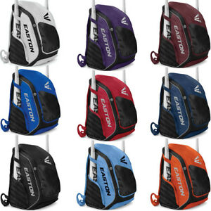 Easton Elite X Baseball Backpack Softball Equipment Bat Pack A159 900