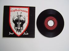 """CAPHARNAÜM We shall wait till you die 7"""" RARE 45t private french hard rock 1981"""
