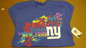 NY Giants Men's Authentic Mitchell and Ness Pullover Sweatshirt Size M L XL 2XL