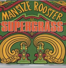 (DY86) Mansize Rooster, Supergrass - 1995 CD