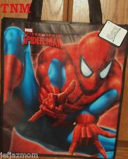 @**SPIDER-MAN LARGE REUSABLE TOTE/GOODY/TREAT/FAVOR BAG**@BRAND NEW!!