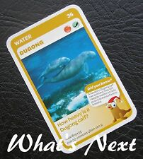 Woolworths<AUSSIE ANIMALS><Series 2 Baby Wildlife>CARD 36/36 WATER Dugong