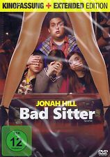 DVD NEU/OVP - Bad Sitter - Kinofassung + Extended Edition - Jonah Hill