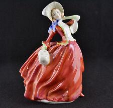 "Royal Doulton Figurine Autumn Breeze HN1934 (7 1/2"" Tall)"