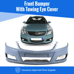 Vauxhall Vectra / Signum 2005-2009 Front Bumper Primed Not For Club, Life Or VXR
