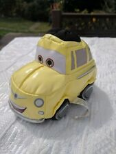 Disney Pixar Cars Luigi Soft Plush Toy by Mattel - Super Cond