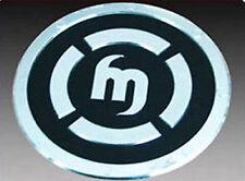 Chrome Fuel Gas Cap Cover Emblem For 08 10 Kia Picanto