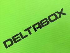 Deltabox Track bike or road fairing Decals Stickers PAIR #52