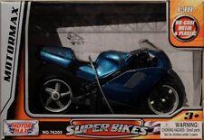 Honda NR 750 blau in 1:18 MotorMax 76205 blue turquoise