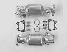 Fits 2003 2004 2005 2006 2007 Honda Accord 3.0L V6 P/S D/S Catalytic Converters