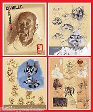 Sketchbook; Civiello - Emmanuel Civiello