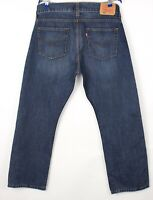 Levi's Strauss & Co Hommes 506 Jeans Jambe Droite Taille W36 L30 BBZ251