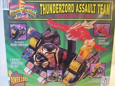 Mighty Morphin Power Rangers THUNDERZORD ASSAULT TEAM, Bandai 2262