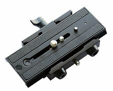 FLYCAM Metal Quick Release Camera Base Plate Adapter for DSLR Sony Nikon Canon