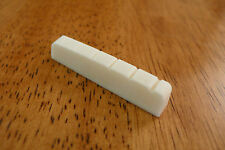 GUITAR NUT BONE SLOTTED 43MM FOR GIBSON LES PAUL EPIPHONE OR SIMILAR