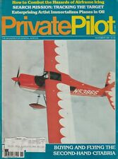 Private Pilot (Nov 1981) Airframe Icing, Citabria, Hong Kong, New Cessnas