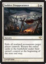 Dark Ascension ~ SUDDEN DISAPPEARANCE rare Magic the Gathering card