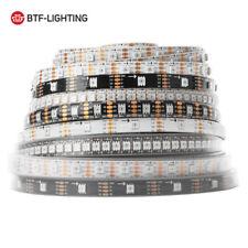 Sk 9822 ( APA102 ) similar tira de LED 1-5M 30/60/144 Leds/m datos y Reloj por separado 5V
