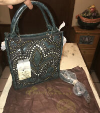 Montana West Faux Alligator Concealed Carry Shoulder/Hand Bag NWT's MSRP $64.99