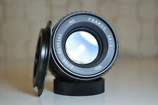 FOR CANON EF/EOS ~ ULTRA RARE ~ HELIOS 44-3 58mm f/2 ~ M42 LENS IN EXCELLENT CON
