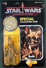 Star Wars Kenner Vintage TEEBO MOC POTF 1985 LAST 17 EWOK