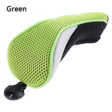 E! Mesh Golf Headcover Premium Golf Club Rescue Head Covers Hybrid Ut Headco_me