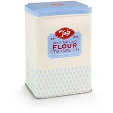 Tala Originals Self Raising Flour Tin, Cream - Tin