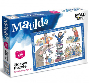 University Games- 7005- Roald Dahl Matilda 250 pc