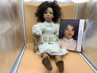 Annette Himstedt Puppe Minou 68 cm. Top Zustand