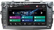 "8""HD car dvd player Radio Stereo GPS Navigation TV for Toyota Corolla 2007-2012"