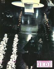 GEORGE LUCAS STAR WARS RETURN OF THE JEDI 1983 VINTAGE LOBBY CARD ORIGINAL #9