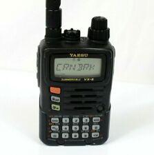 Yaesu VX-6R Tri Band Submersible Radio Transceiver Tested #1