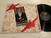 Season's Greetings From Perry Como LP RCA Mono Christmas 1s/1s EX!!!