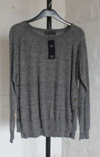 Marks and Spencer Grey Long Sleeve Jumpers & Cardigans for Women