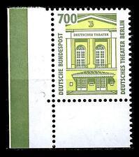 BUND SWK  700 Pf. **, Mi. 1691 - Eckrand u.l.