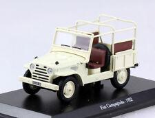 Fiat Campagnola 1952 beige 1:43 Hachette/Norev  Modellauto
