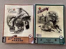 85th Rose Bowl Game & Parade Programs; Wisconsin Badgers vs Ucla Bruins; 1999