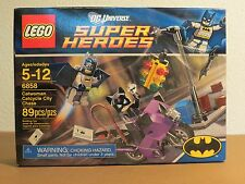 LEGO Batman Catwoman Catcycle City Chase (6858)