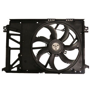 NEW DUAL RADIATOR AND A/C CONDENSER FAN FITS TOYOTA CAMRY SE LE 2018 1636025010