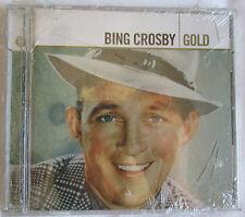 BING CROSBY - GOLD - 2-CD SET - BRAND NEW