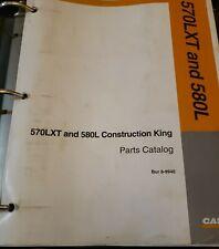 Case 570lxt And 580l Construction King Parts Catalog Bur8 9940