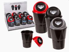 Mini rubbish bin car cup holder trash can dustbin car van campervan accessory
