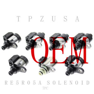 RE5R05A SOLENOID KIT 02UP NISSAN XTERRA LIFETIME WARRANTY