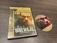 Selvaggio DVD Van Damme Ringo Lam