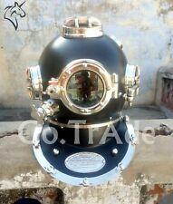 Boston London Antique Divers Diving Helmet inch US Navy Mark V Deep Sea Scuba